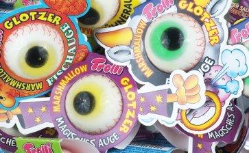 Glotzer - Augen