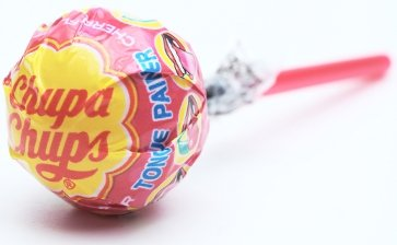 Zungenmaler Cherry Lolly
