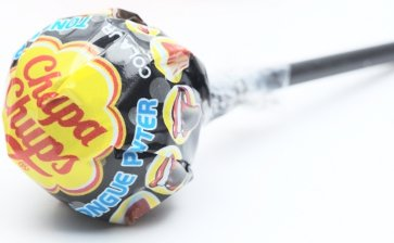 Zungenmaler Cola Lolly