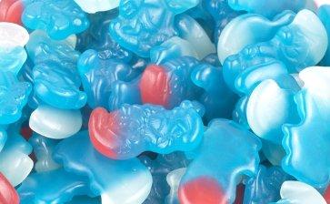 Schlümpfe Süßigkeiten