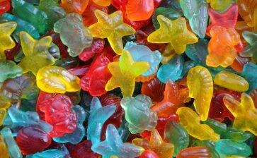 Fruchtgummi Zuckerfrei