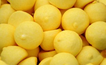 Marshmallow Gelb