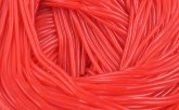 Spaghetti Schnüre Rot