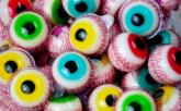 Glotzer - Augen mit Füllung