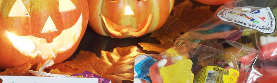 Halloween Fruchtgummi