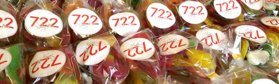 individuelle Logos auf Ihrer Süßigkeiten Werbung